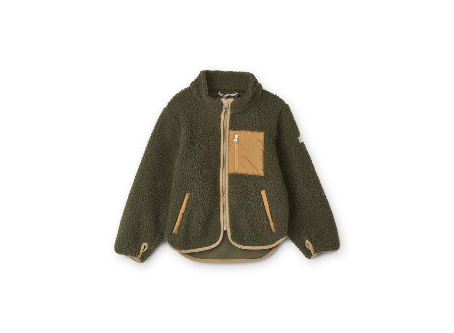 Nolan Jacket Army