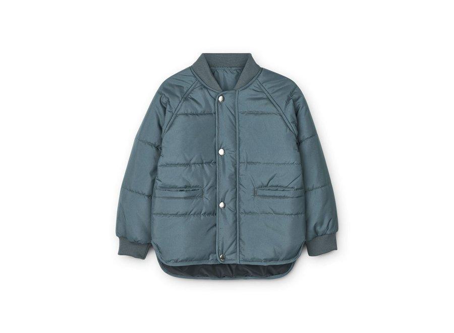 Kendra Jacket Whale Blue