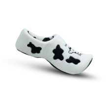 Slipper clog cow
