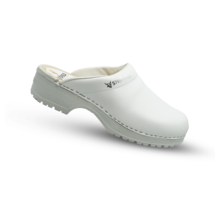 Medical clogs white Strovels 303