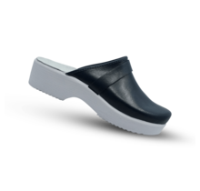 Medical Clogs blue with PU sole
