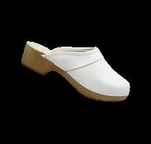 Swedish Clogs white