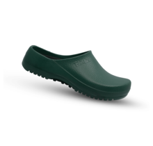 Birkenstock Closed Clog Super-Birki green EAN- 4013871267485