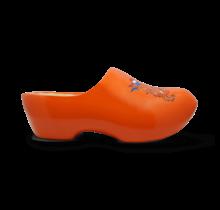 Orange Kids Clogs