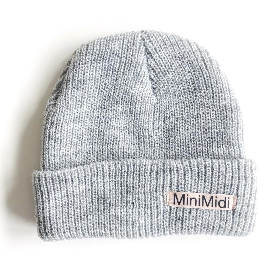 Muts MiniMidi Grijs-1