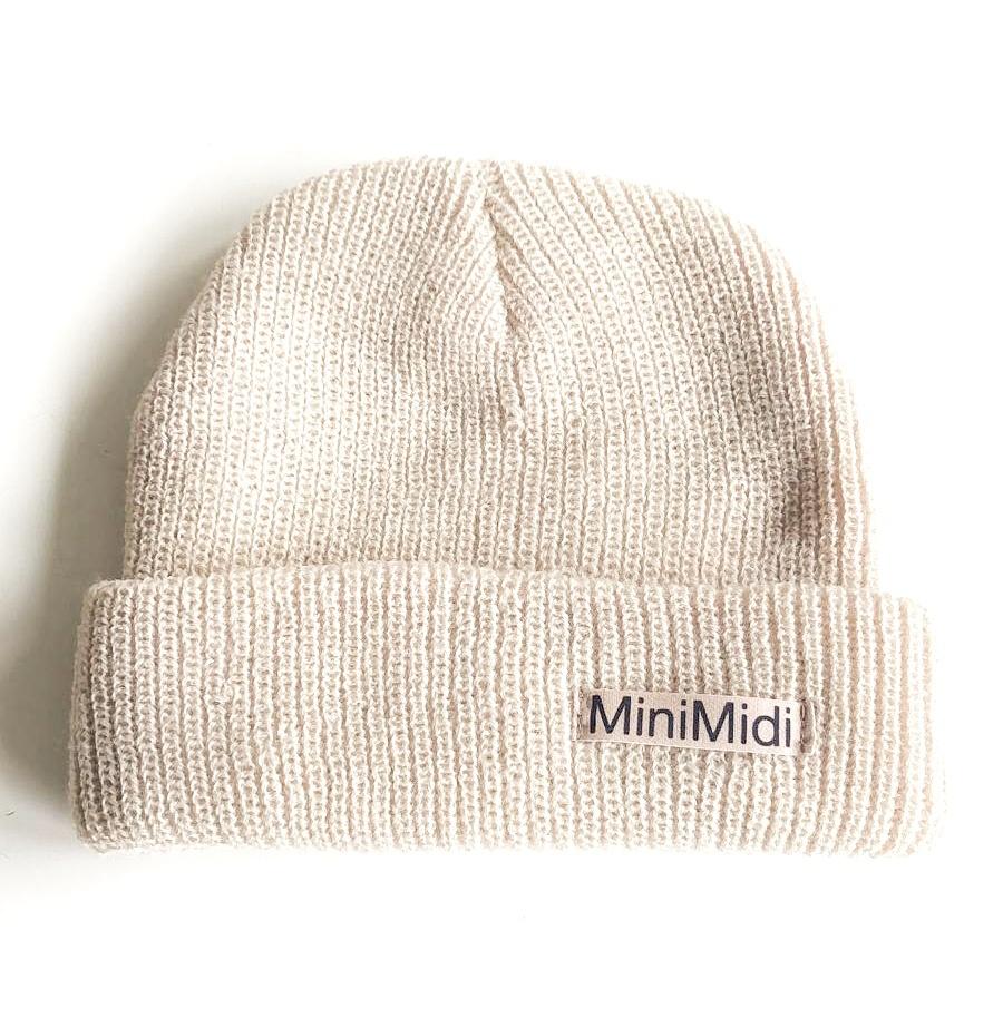 Muts MiniMidi Beige-1