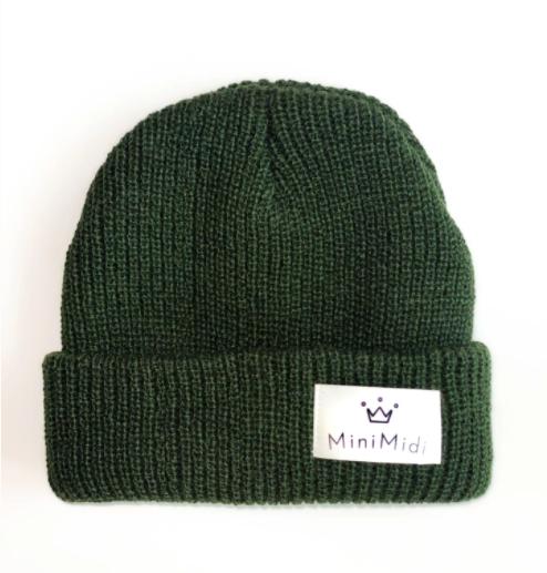 Muts MiniMidi Groen-1