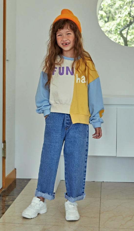 Fun Happy Sweatshirt-2