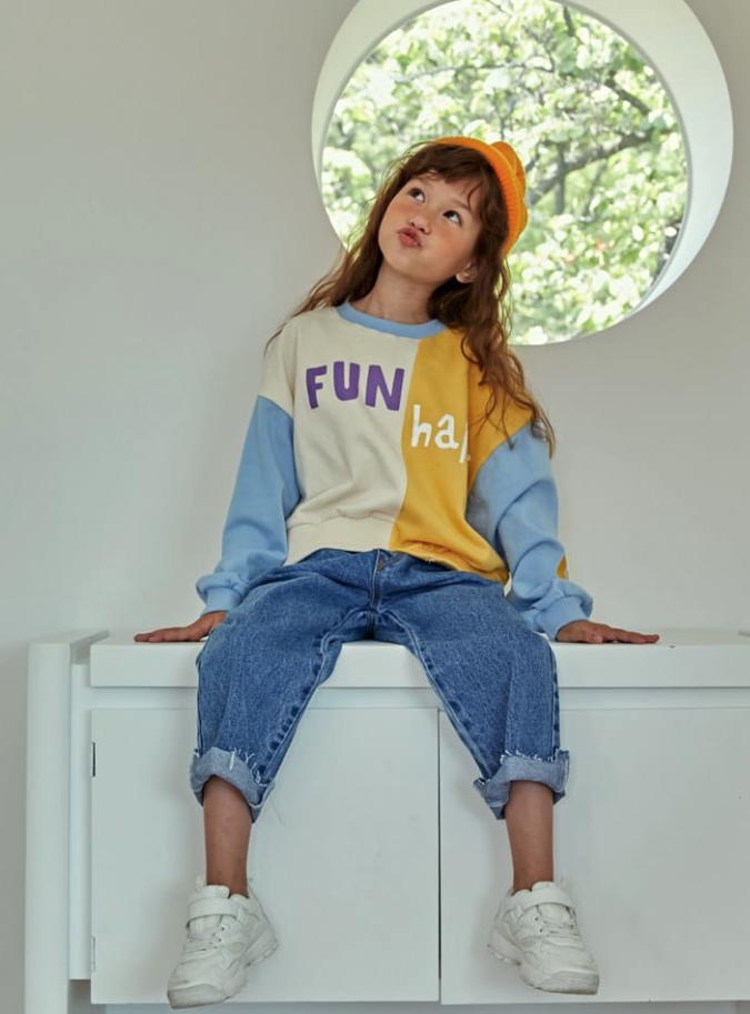 Fun Happy Sweatshirt-3