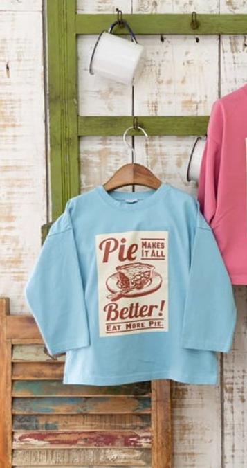 Pie makes it all better Shirt-1
