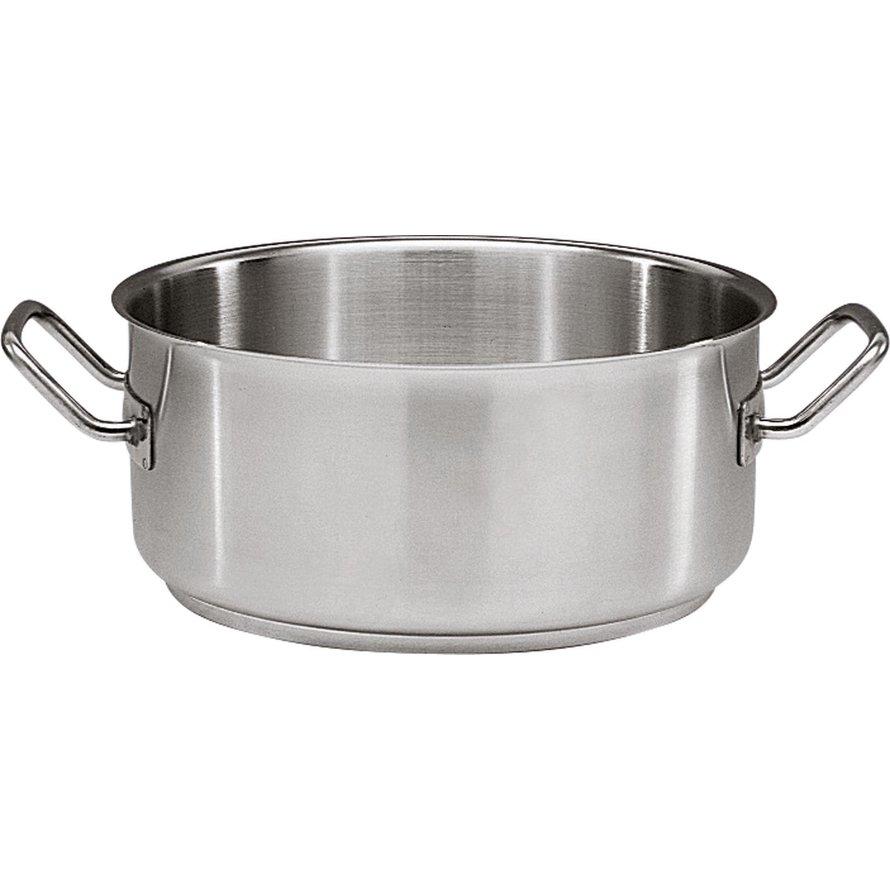 """Bratentopf flach """"Cookmax Economy"""" 16cm"""