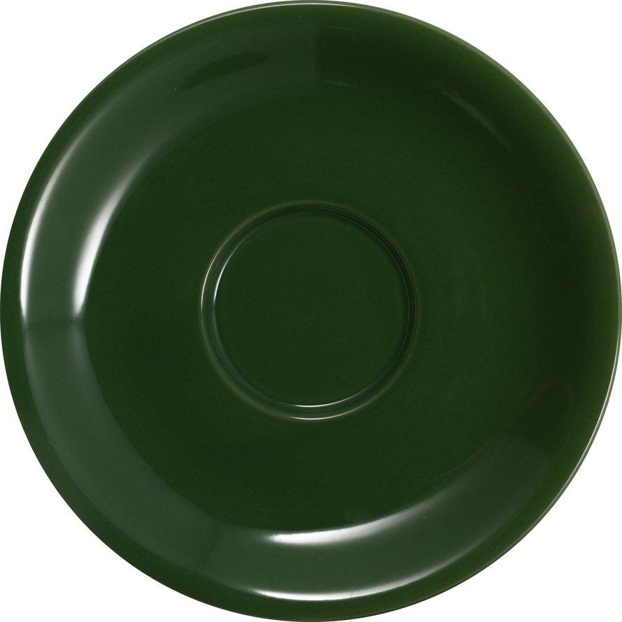 Espressotasse untere grün