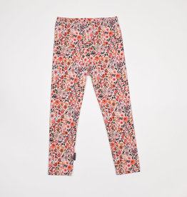 No Labels Kidswear Legging Flower