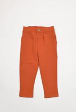 No Labels Kidswear Chino - Rust