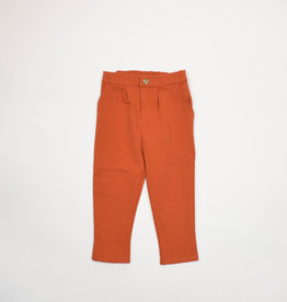 No Labels Kidswear Chino - Rust
