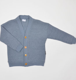 No Labels Kidswear Cardigan - Blue