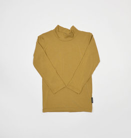 No Labels Kidswear Turtle neck top - corn