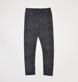 No Labels Kidswear Legging - Grey Leo