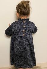 No Labels Kidswear Dress - Grey Leo