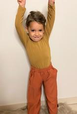 No Labels Kidswear Colutte - Rust