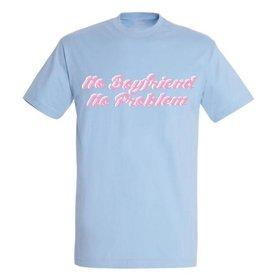 Fleek The Label T-Shirt/ No Boyfriend
