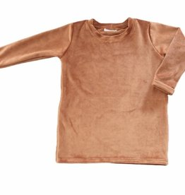Kiekebroek Kleedje - Rib Cognac Velvet