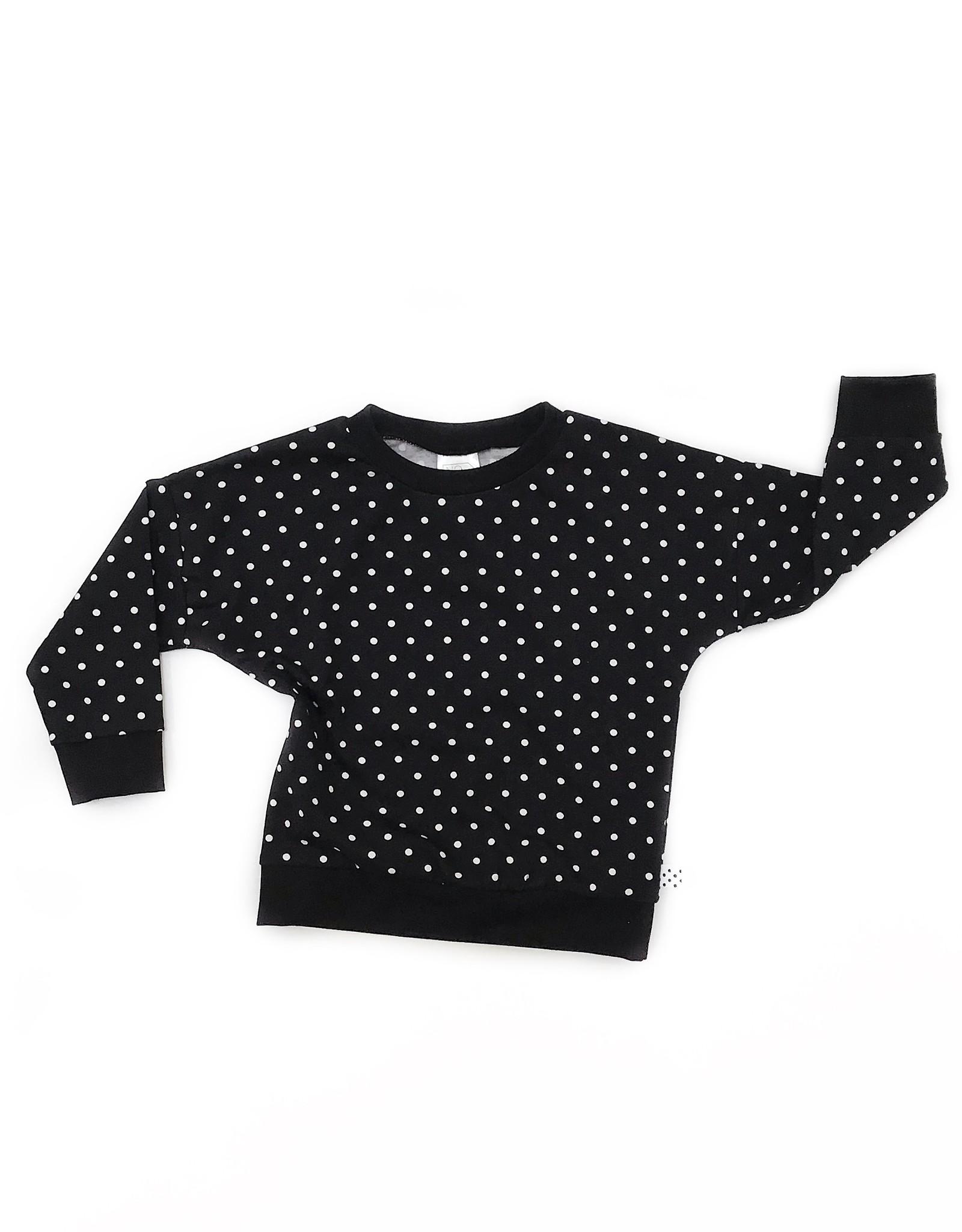 No Colours Dots sweater