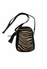 Heuptasje - zebra