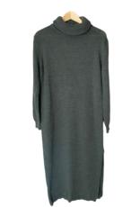 Rolkraag jurk
