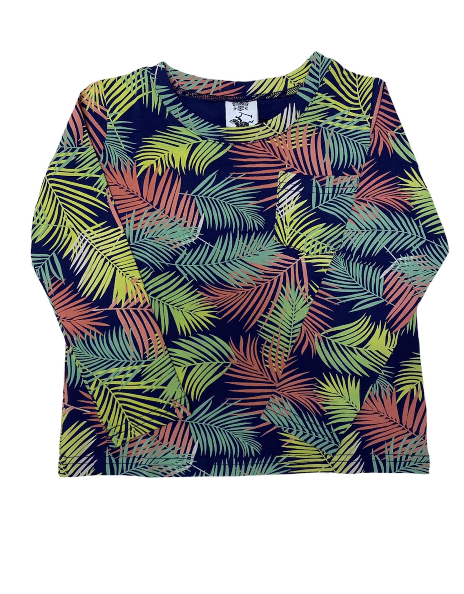 T-Shirt - leaves