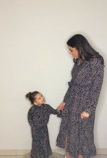 MOMMY and me - maxi dress stripes