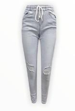 Jeans happy
