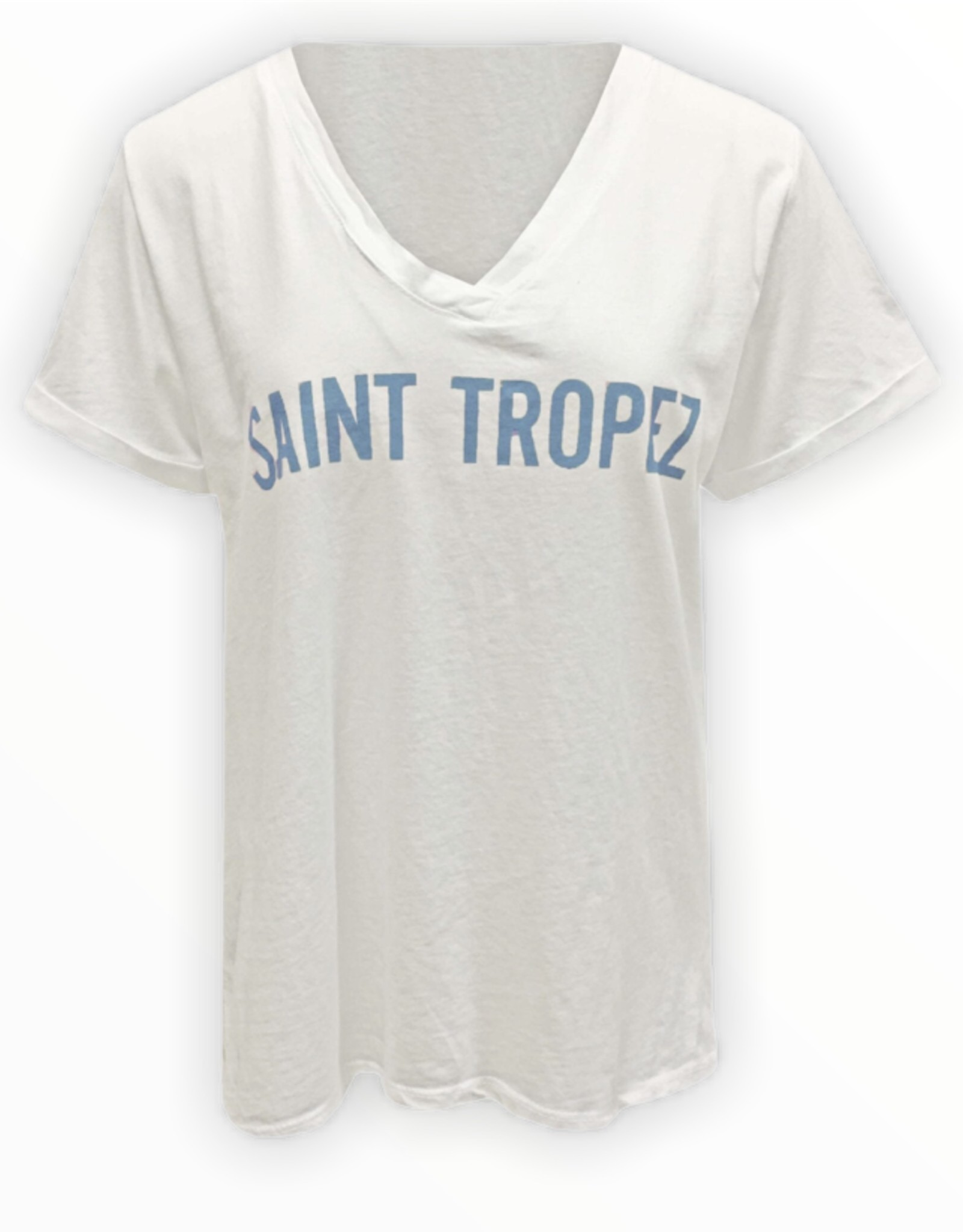 Tshirt Saint Tropez - blue