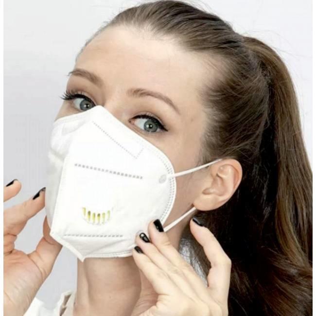 Mundschutzmasken FFP3