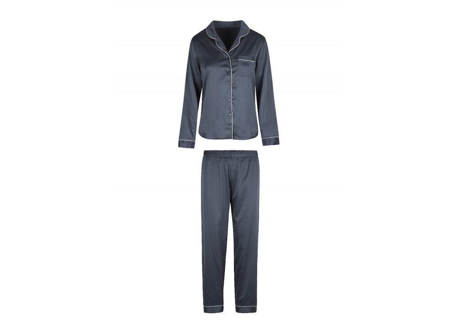 Satin Pyjama Dress Nine Iron