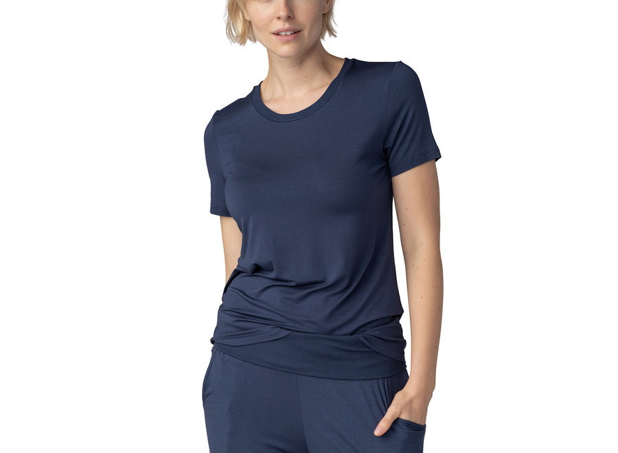 Sleepy & Easy Shirt True Blue