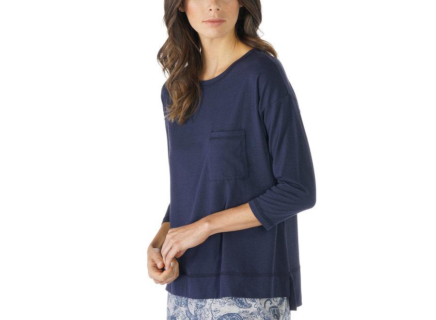 Night2Day Shirt Night Blue