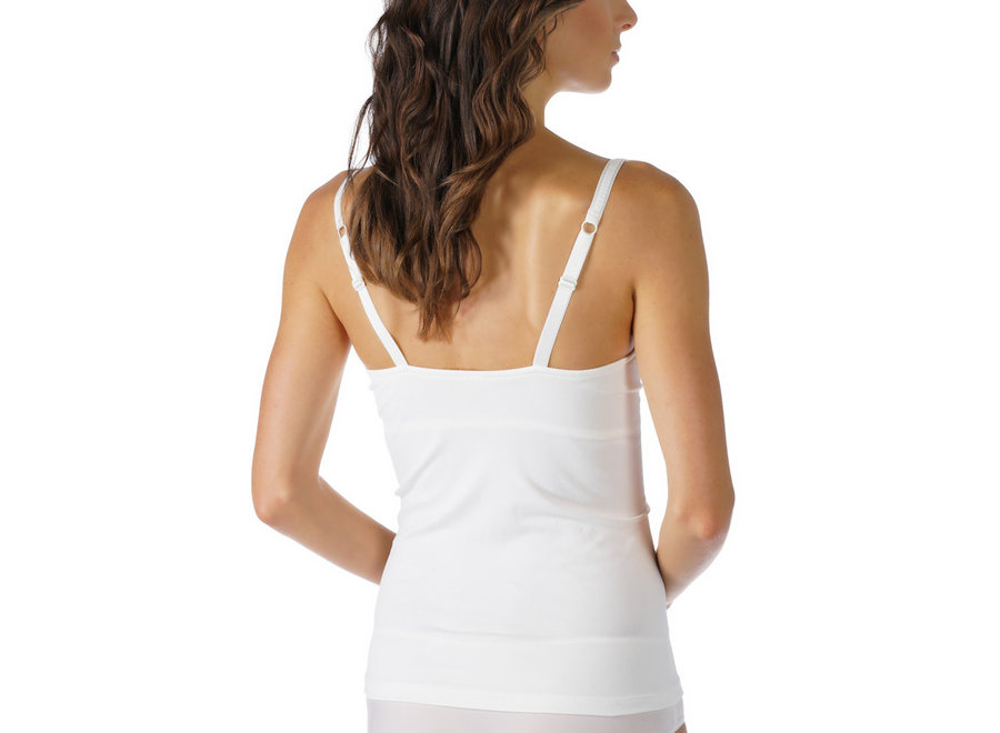Joan Bra Shirt White