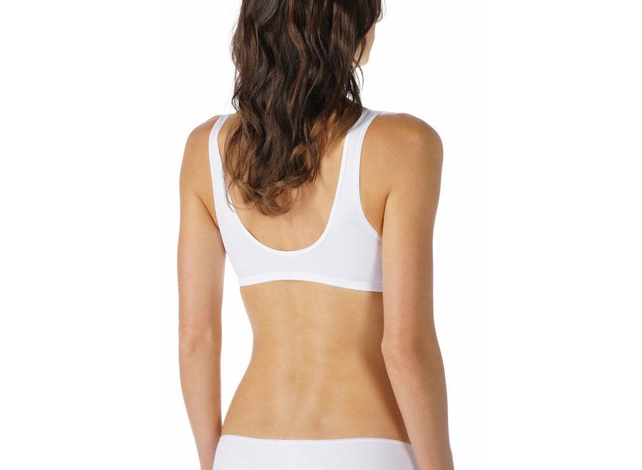 Soft Shape Bra White