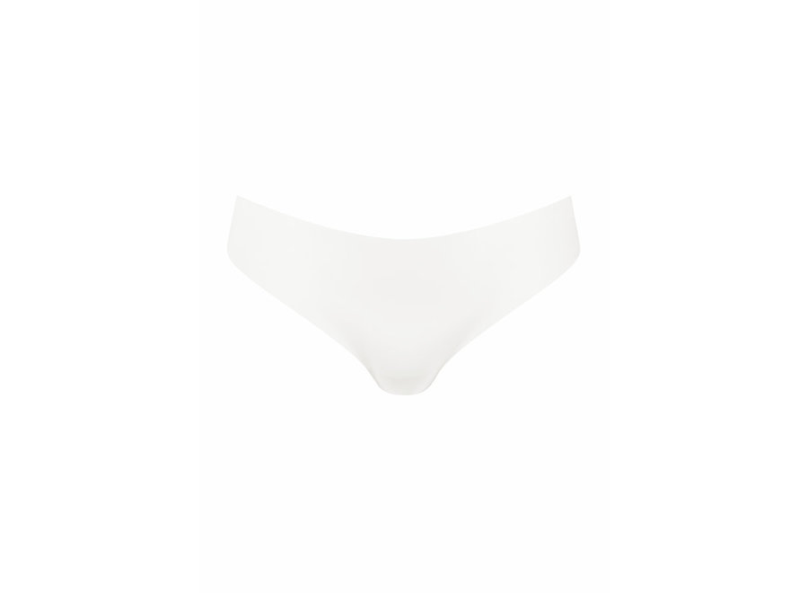 Soft Second Me Thong White