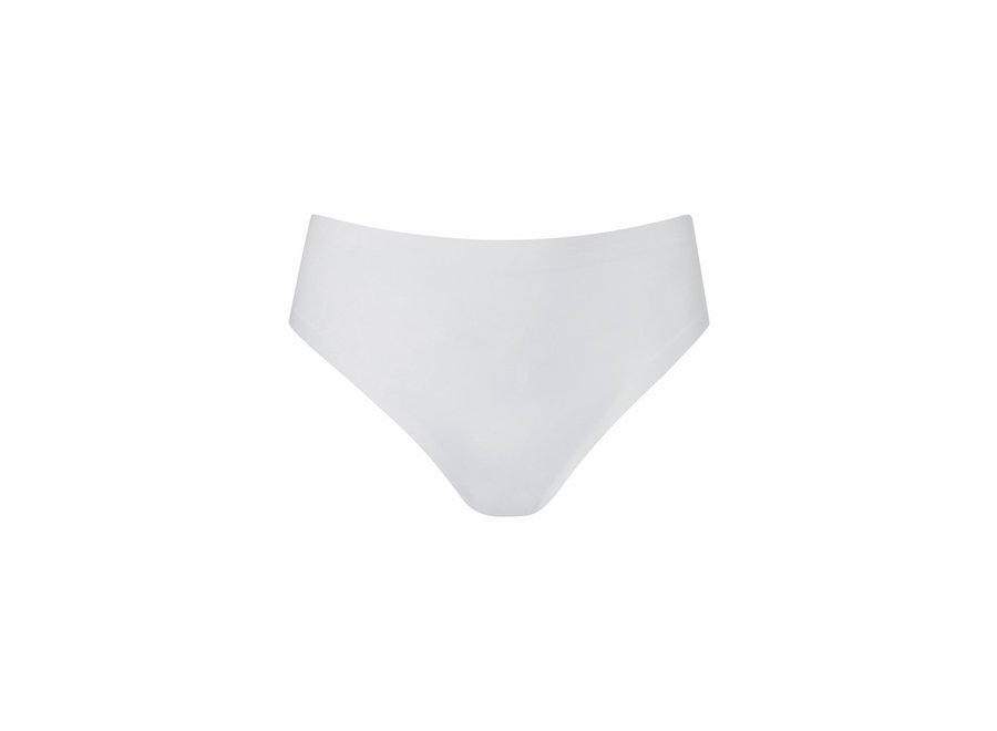 Natural Second Me American Pants White