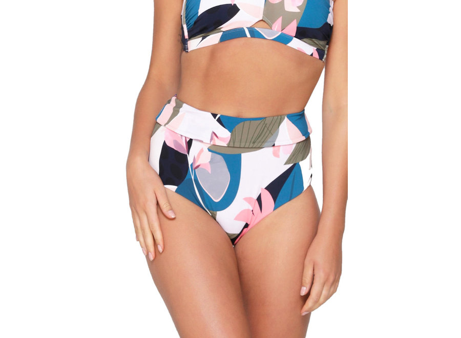 Briefs With Cover Print
