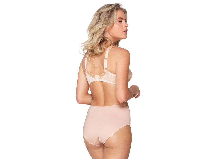 Lisette Bra With Underwire With Cotton Blush