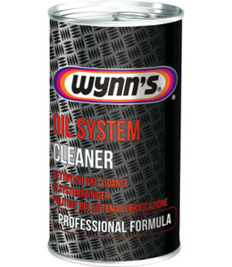 Wynn's Oil system cleaner