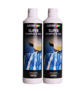 Motip Shampoo & Wax