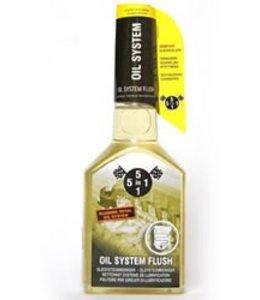 5in1 Olie systeem reiniger
