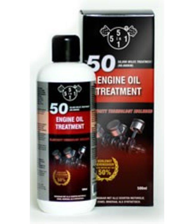 5in1 Motorolie behandeling
