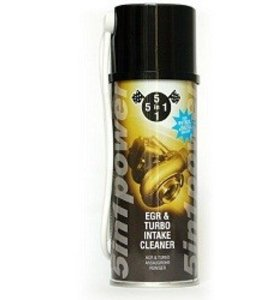 5in1 EGR + Turbo en intake cleaner