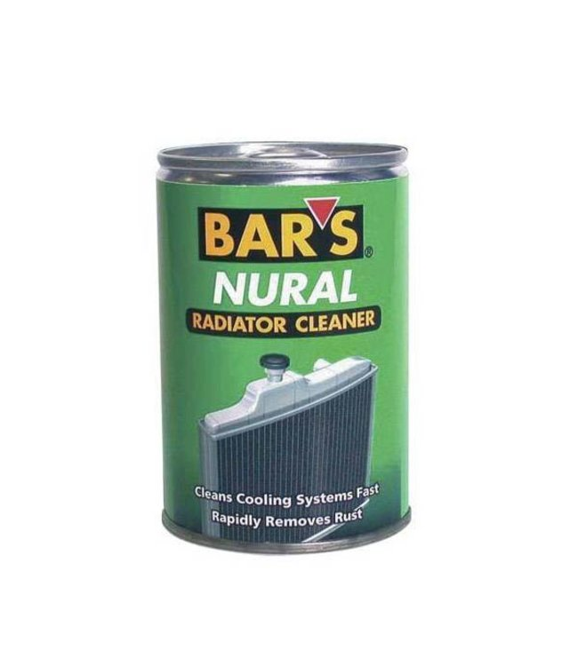 Bar's nural radiator cleaner