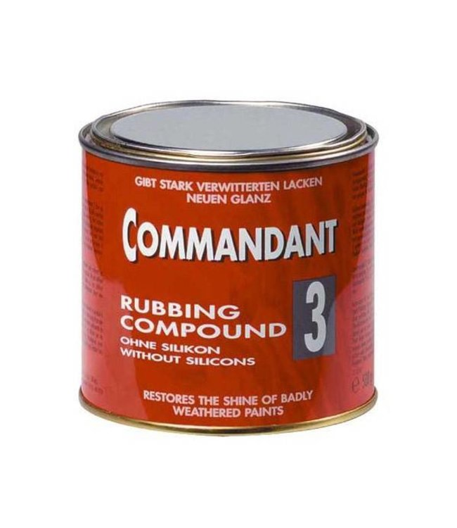 Commandant Rubbing compound nr. 3